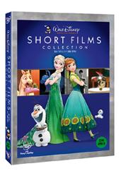 [DVD] 월트 디즈니 쇼츠 필름 컬렉션 (한국어 더빙 수록)