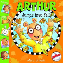 [Arthur Starter 02] Arthur Jumps into Fall