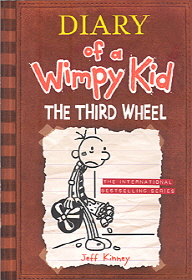 Diary of a Wimpy Kid #07 : The Third Wheel