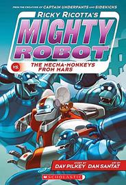 Ricky Ricotta\'s Mighty Robot vs. The Mecha-monkeys From Mars 04 (Color ED)