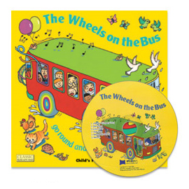 [노부영] (Classic with Hole) The Wheels on the Bus