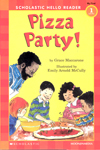 (Scholastic hello Reader Level 1-06) Pizza Party!