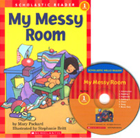 (Scholastic hello Reader Level 1-10) My Messy Room