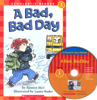 {=htmlspecial((Scholastic hello Reader Level 1-04) Bad Bad Day, A)}