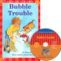 (Scholastic hello Reader Level 1-03) Bubble Trouble