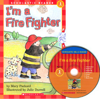 (Scholastic hello Reader Level 1-02) I\'m a Fire Fighter