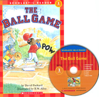 (Scholastic hello Reader Level 1-07) Ball Game, The