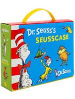 Dr. Seuss Seusscase 10 Book Box