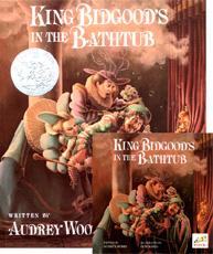 [노부영] King Bidgood\'s in the Bathtub