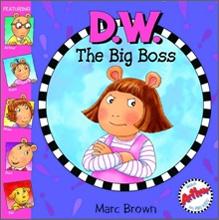[Arthur Starter 04] D. W. The Big Boss