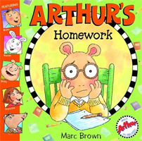 {=htmlspecial([Arthur Starter 06] Arthur's Homework)}