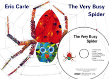 [My Little Library] Boardbook Set : The Very Busy Spider