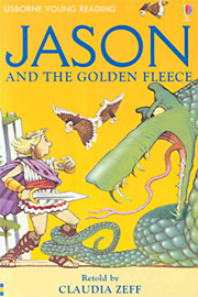 (Usborne Young Reading Level 2-13) Jason and The Golden Fleece (tape)