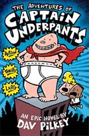 Captain Underpants #01 :The Adventures of Captain Underpants
