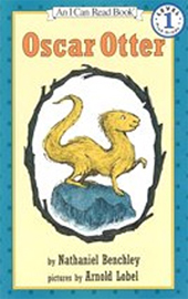 [I Can Read Book] Level 1. Oscar Otter