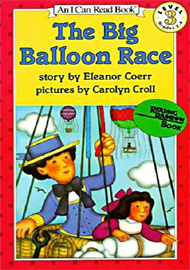 [I Can Read Book] Level 3. The Big Balloon Race