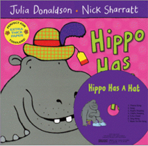 [My Little Library] Pre-Step : Hippo Has a Hat