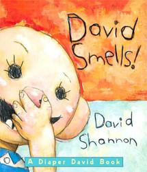 (A Diaper David Book) David Smells!