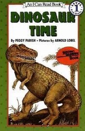 [I Can Read Book] Level 1. Dinosaur Time