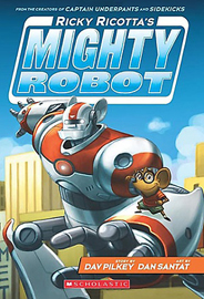 Ricky Ricotta\'s Mighty Robot 01 (Color ED)