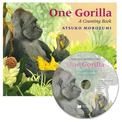 {=htmlspecial([노부영] One Gorilla)}