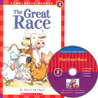 (Scholastic hello Reader Level 2-23) The Great Race