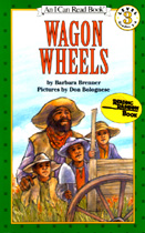 [I Can Read Book] Level 3-07. Wagon Wheels