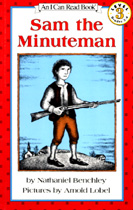[I Can Read Book] Level 3-08. Sam the Minuteman