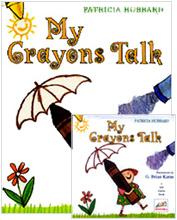 {=htmlspecial([노부영] My Crayons Talk)}