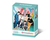 BTS 다이너마이트 직소퍼즐 1000피스 : 민트  이미지